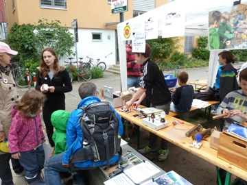 Energiesprecher Projekt �kostation